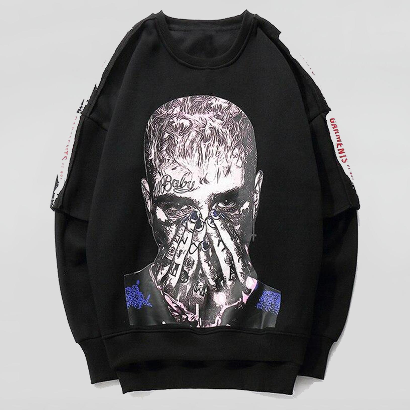 Sweat CRY LIL PEEP™ Hoodie - Sweat FuturXwear
