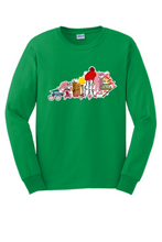 Load image into Gallery viewer, Christmas Story Ky Long Sleeve T