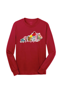 Christmas Story Ky Long Sleeve T