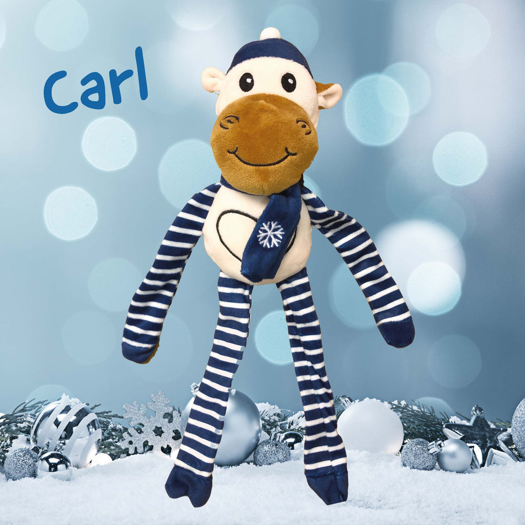 Carl Plush Toy