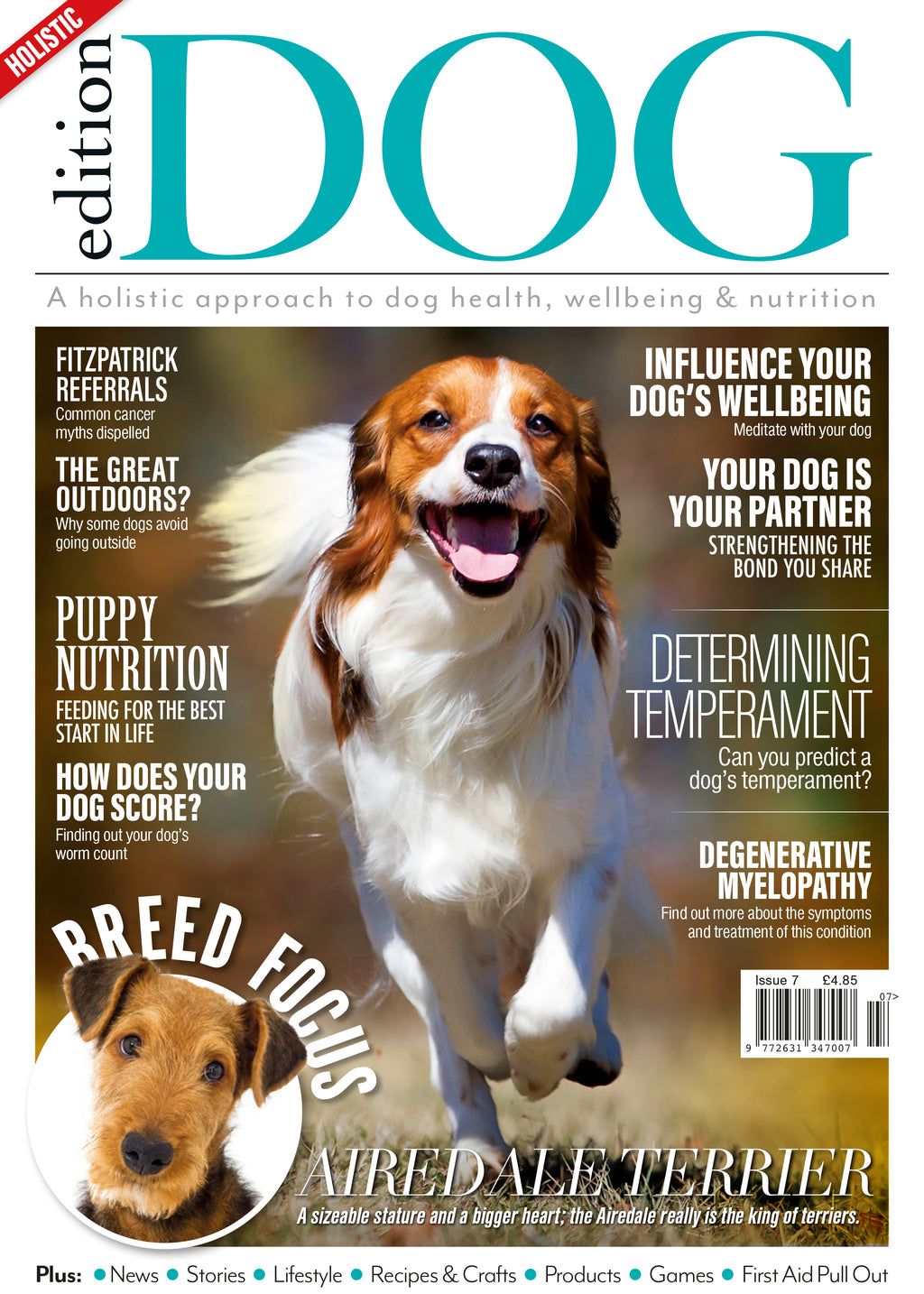 Issue 7 Edition Dog Magazine