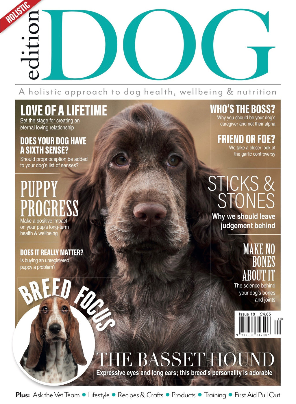 Issue 18  Edition Dog Magazine