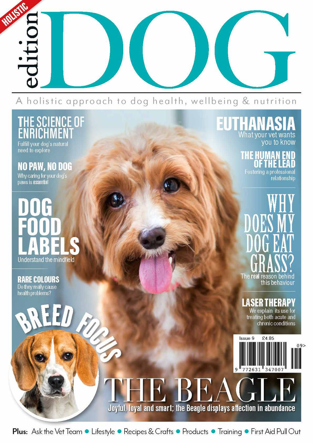 Issue 9 Edition Dog Magazine