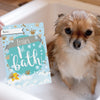 Personalised Puppy Milestone Cards