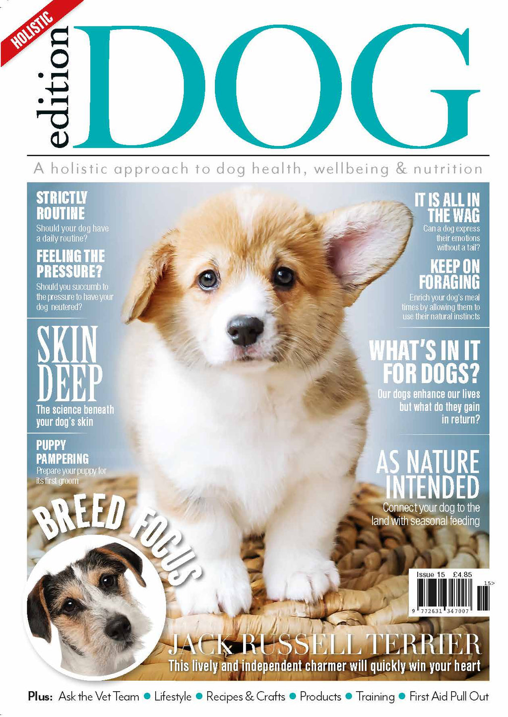 Issue 15 Edition Dog Magazine