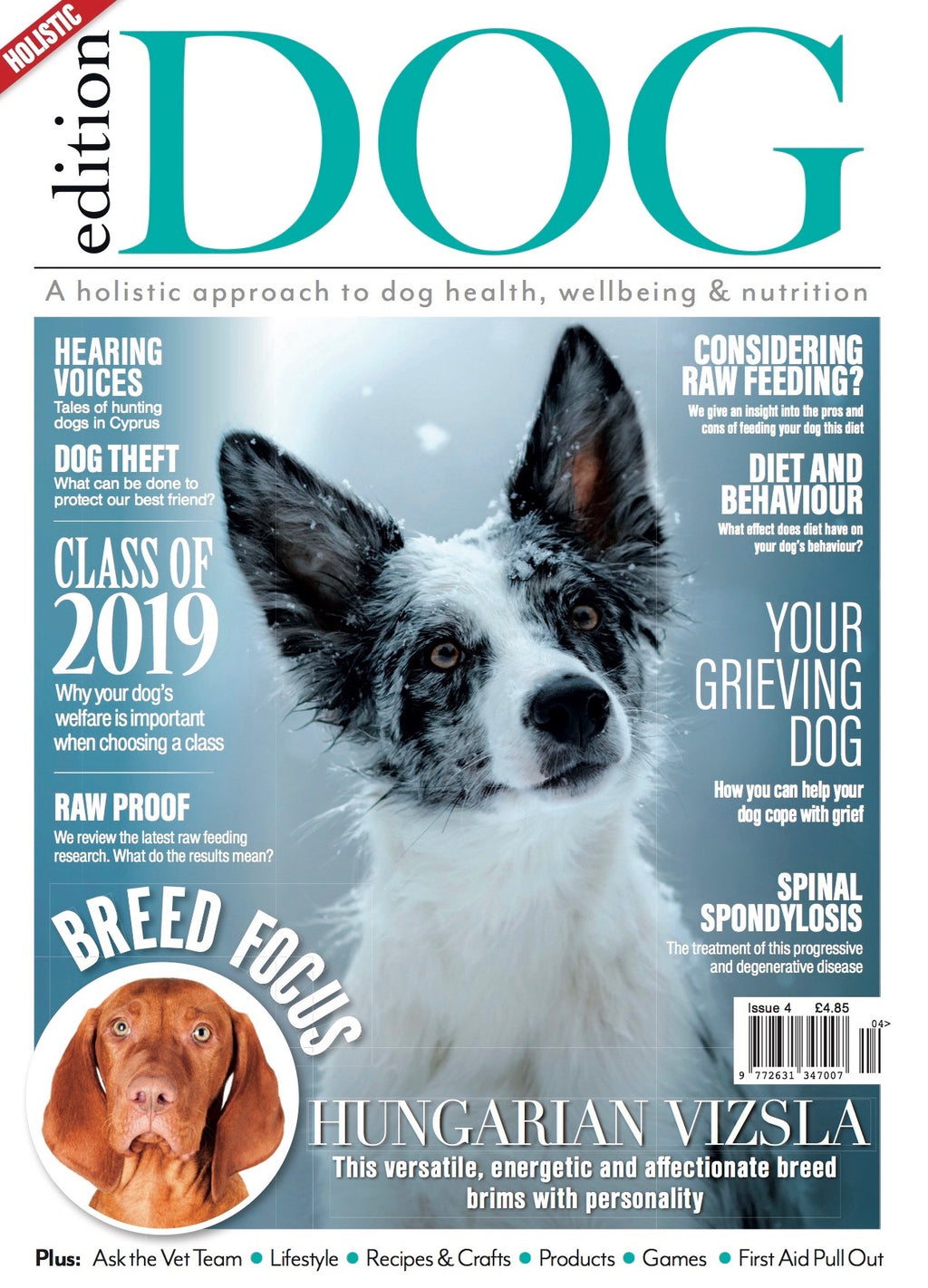 Issue 4 Edition Dog Magazine
