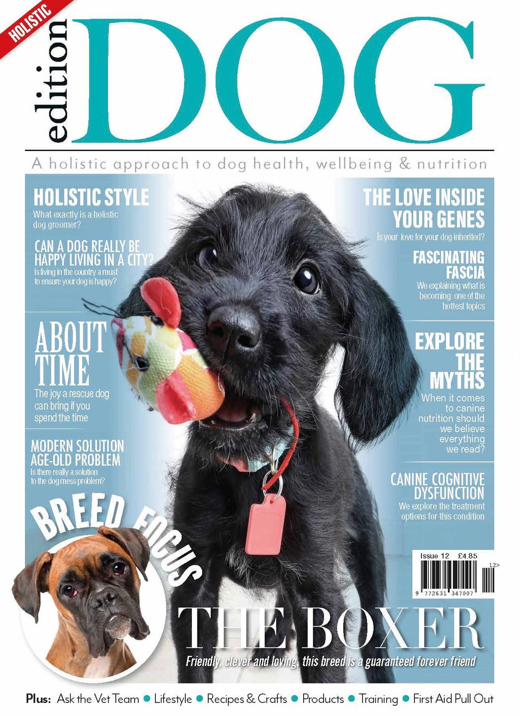 Issue 12 Edition Dog Magazine