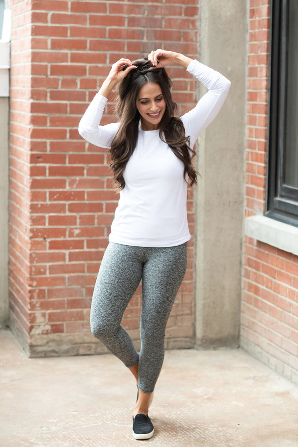 Lolli Legging 7/8 | Buttercream Clothing