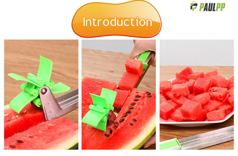 Watermelon Windmill Cutter