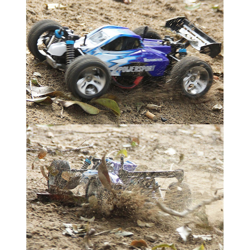 【30% OFF】2019 Updated RC Cars Off-Road Remote Control Car Trucks Vehicle 2.4Ghz 4WD Powerful 1: 18 Racing Climbing Cars