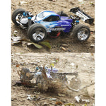 2019 Updated RC Cars Off-Road Remote Control Car Trucks Vehicle 2.4Ghz 4WD Powerful 1: 18 Racing Climbing Cars