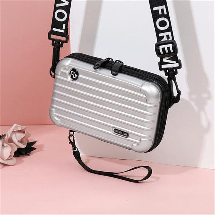 (Hot selling SAVE $10 TODAY)New Style Female Mini-Luggage Suitcase Bag