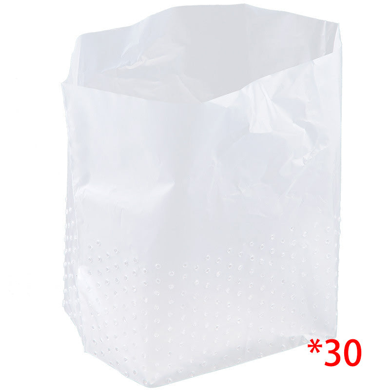 30 kitchen self-supporting garbage drain bags