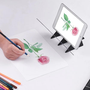 Drawing Projector Kids Toys DIY Gift