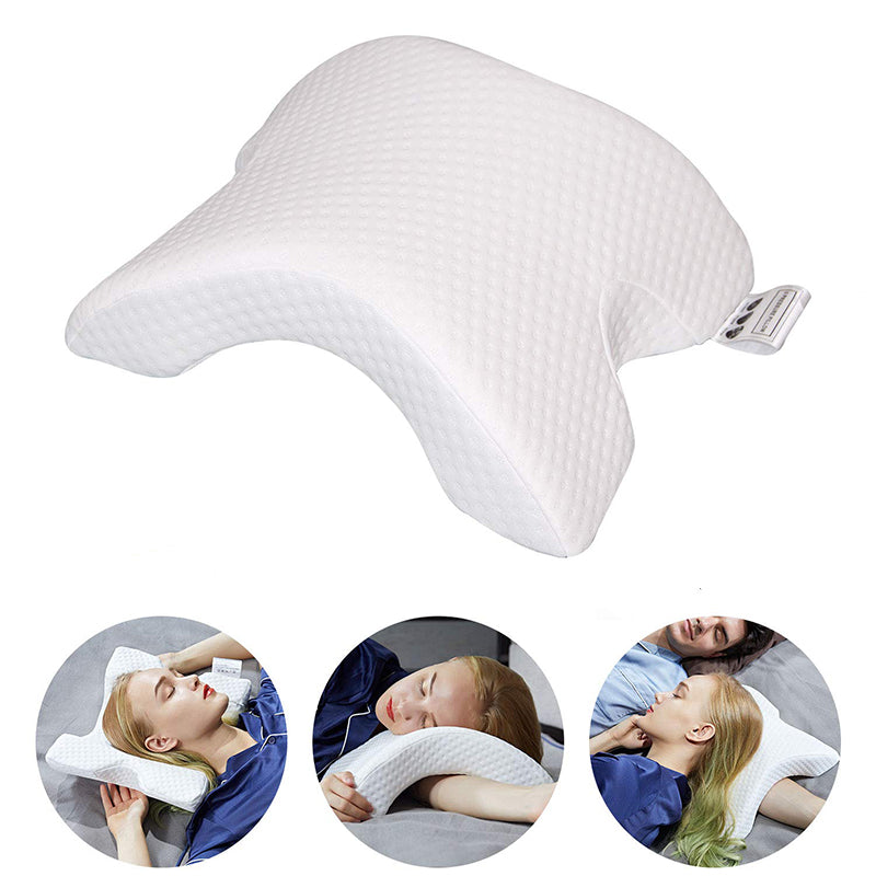 【30% OFF】Memory Foam Pillow, Arched Pillow
