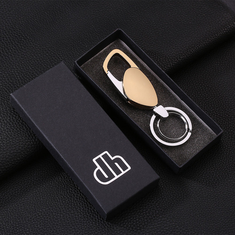Men's Alloy Keychain Gift