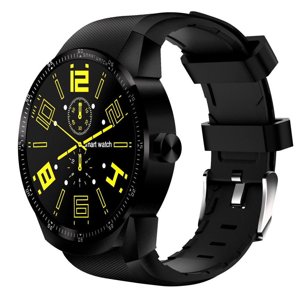 K98H Smart Watch (Dual-Core 512M + 3G Network + WIFI + GPS + More)