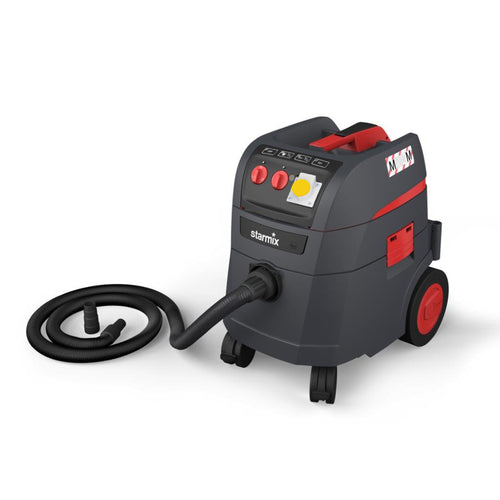 Starmix I-Pulse 110v M-Class Vacuum including Hose and Tool Adapter