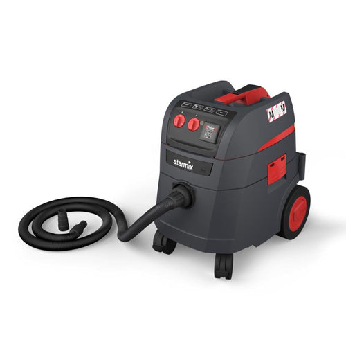 Starmix I-Pulse 240v M-Class Vacuum including Hose and Tool Adapter