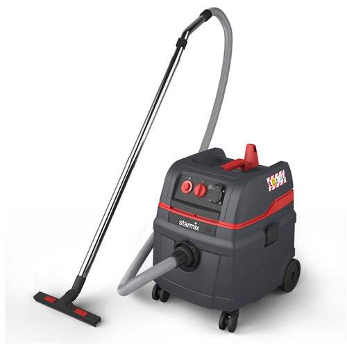 Starmix Pulse 240v M-Class Vacuum including Wand Kit