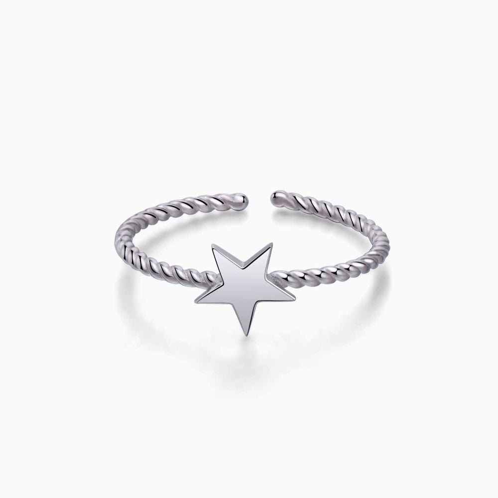 Star Ring Adjustable
