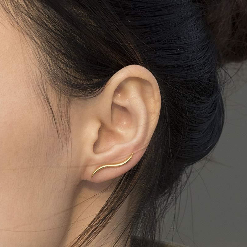 Ear Climber Earrings