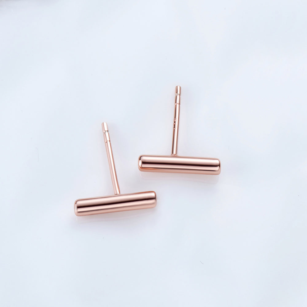 Stick Stud Earrings
