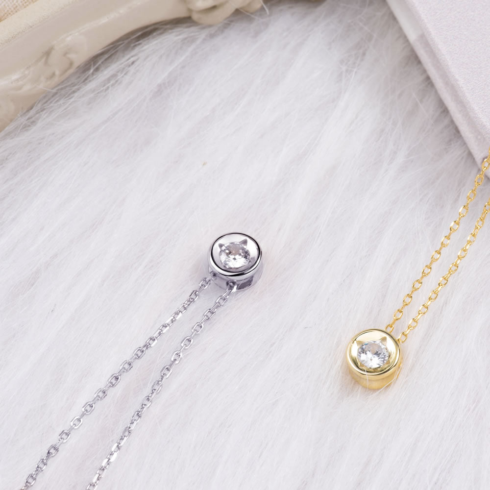 Solitaire Necklace for women gifts