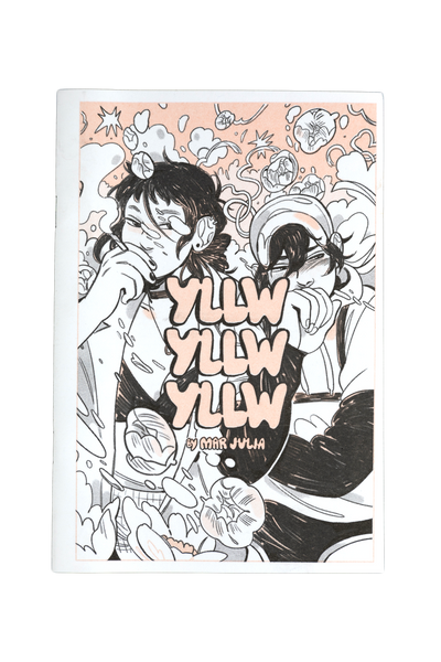 YLLW YLLW YLLW by Mar Julia