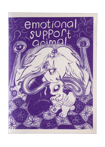 Emotional Support Animal by Ivy Atoms