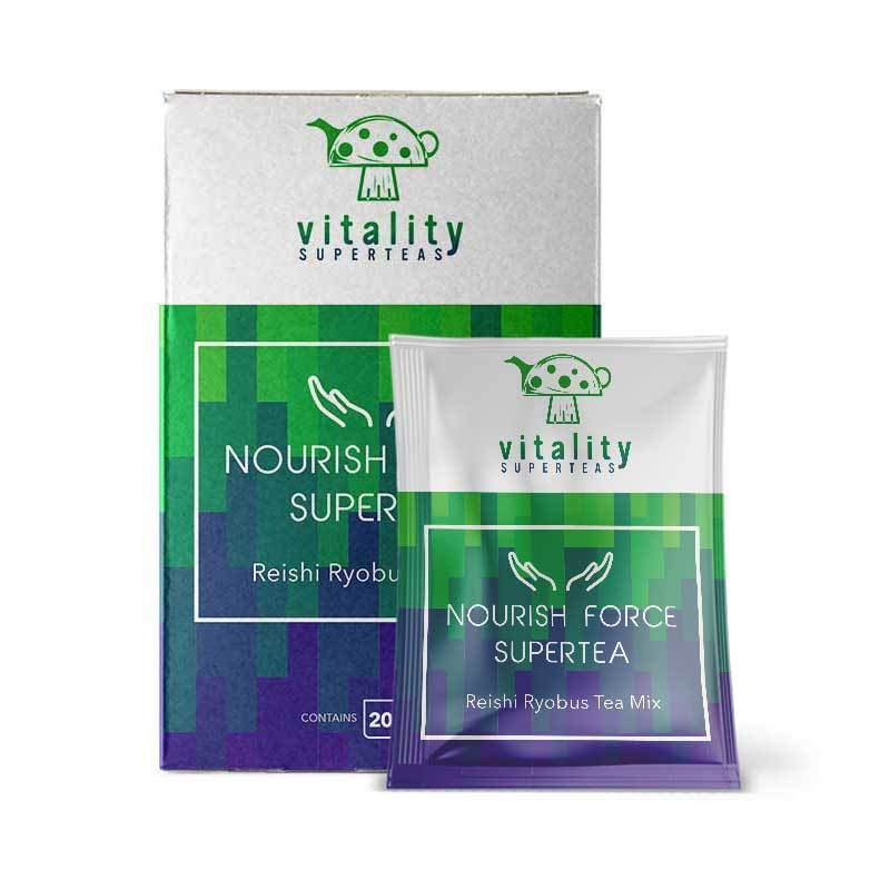 Nourish Force Supertea