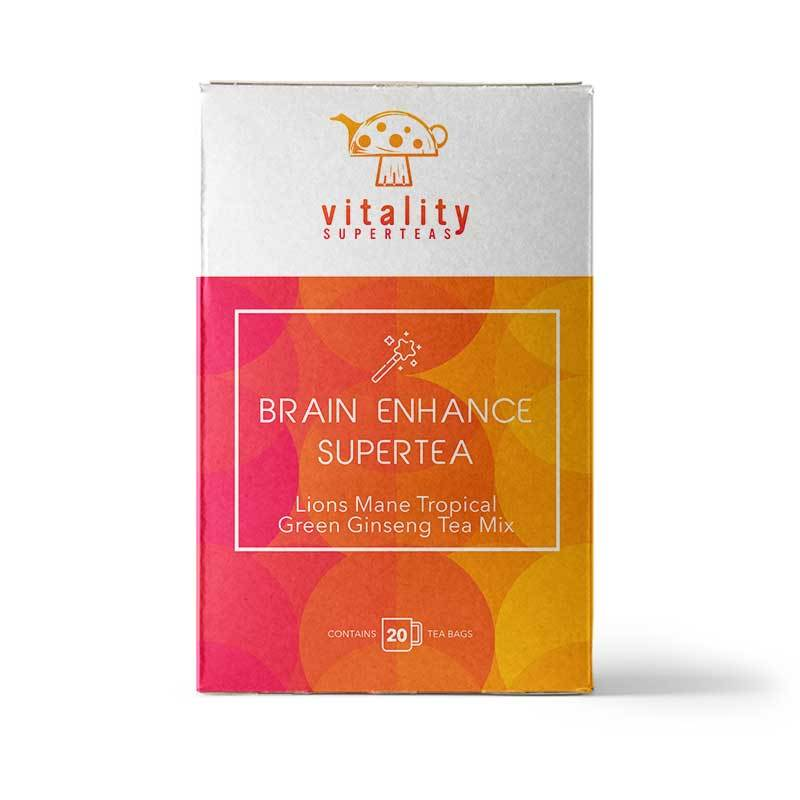 Brain Enhance Supertea