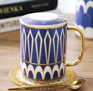 Image of The Porcelain Royal Mug