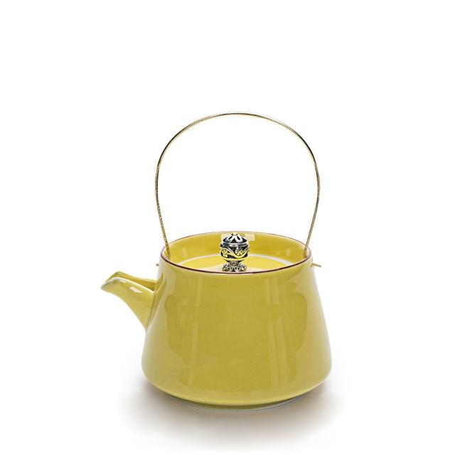 The Vitality Tea Pot