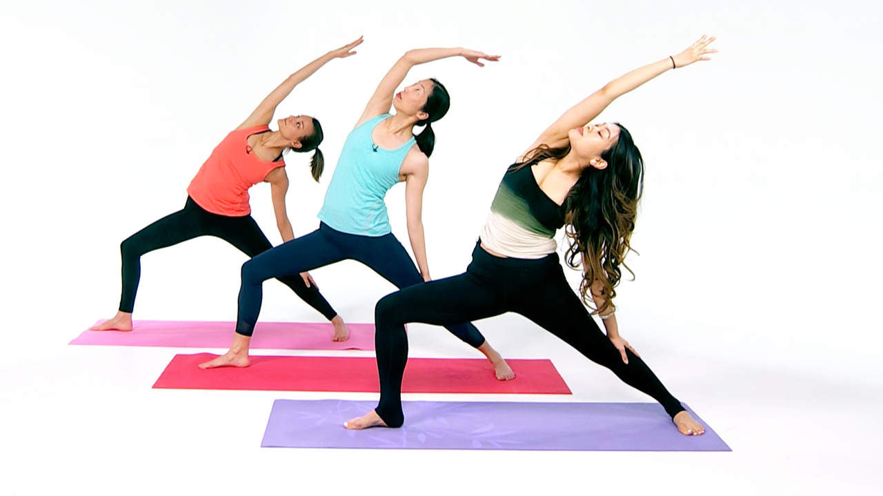 6 tips on how to do yoga at home - Practice and all is coming