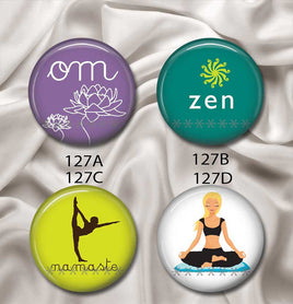 Love Yoga - Interchangeable Magnetic Design