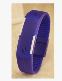 Silicone Sports Wristwatch Children