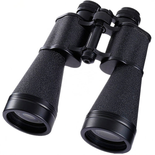 Powerful Military HD 15x60 Binoculars Professional Hunting Telescope Zoom High Quality Vision No Infrared Eyepiece Army Black