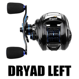 SeaKnight DRYAD /PLUS Anti-corrosion Baitcasting Reel 7.6:1 7.0:1 High Speed 12BB Fishing Reel Fishing Tackle Saltwater Fishing
