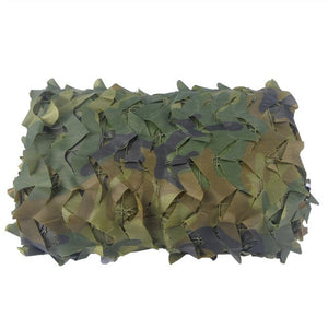 2Mx6M Outdoor Camping Hunting Blind Camouflage Net Bird Watching Shooting Decorating Blind Camouflage Net for Hunting Sports