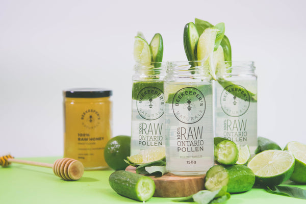 St. Paddy's Day Inspired Healthy Green Cocktails