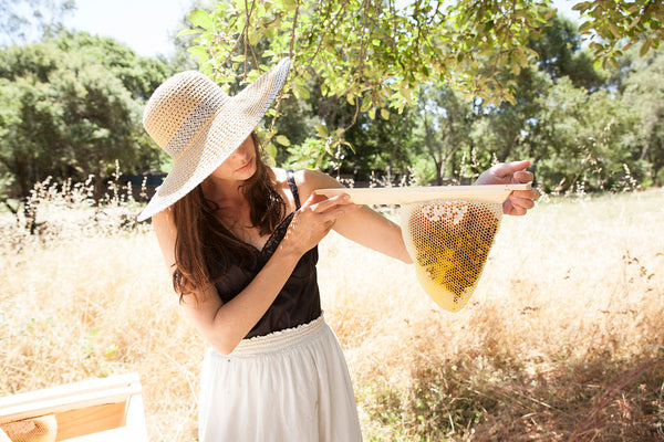UNVEILED: Ariella Daly, Beekeeper in a Skirt