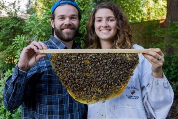 Unveiled: Interview with Michalina and Darwyn from Green Bee Honey