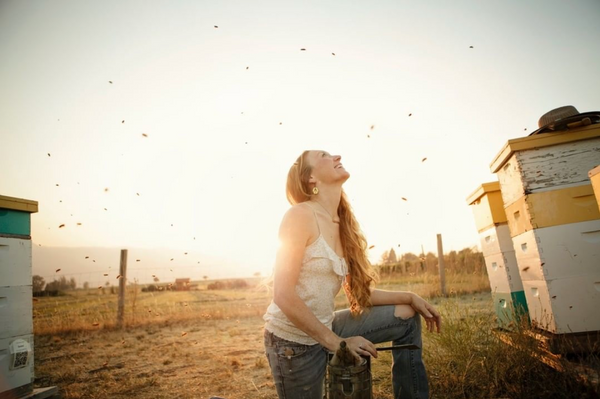 Unveiled: Sarah Red-Laird, Founder of Bee Girl