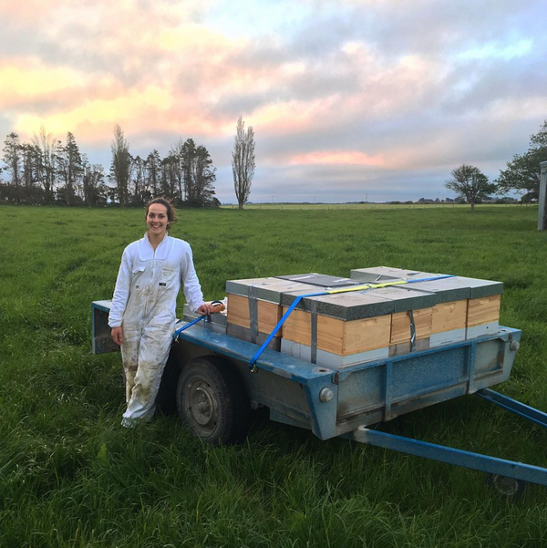 UNVEILED: The Beekeeping Journey of Steph Munro (Munro Honey Co)
