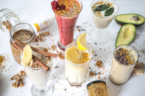 Morning Madness: Kickstart Your Day With a Smoothie