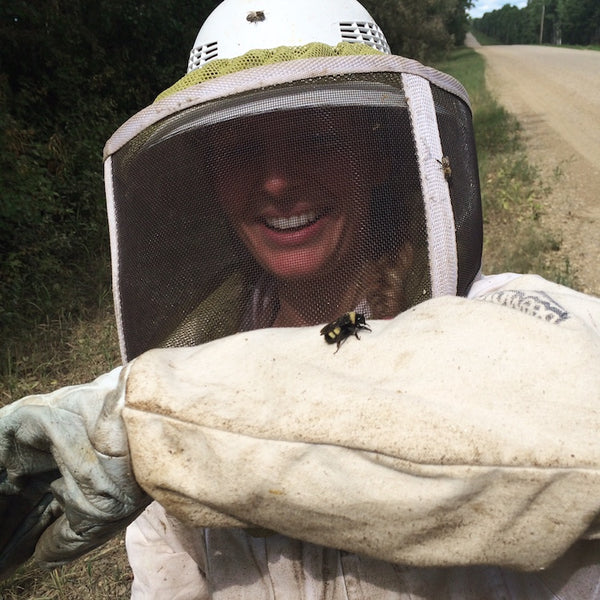 UNVEILED: Beekeeping with Stephanie Taylor