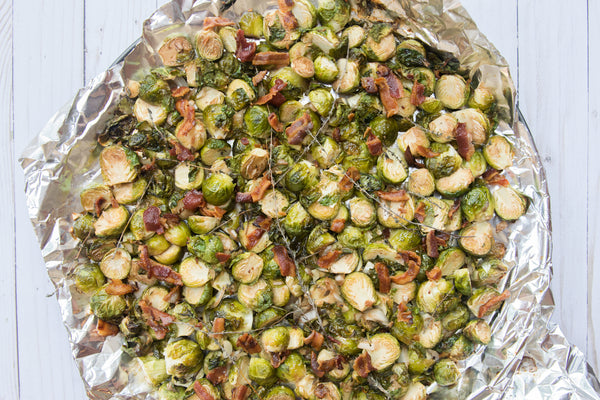 Brussels Sprouts You'll Be Thankful For