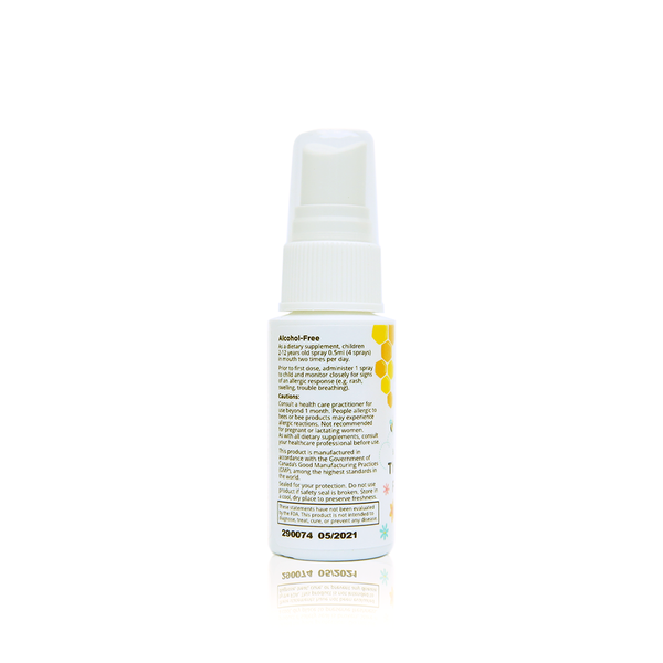 Propolis Throat Spray for Kids