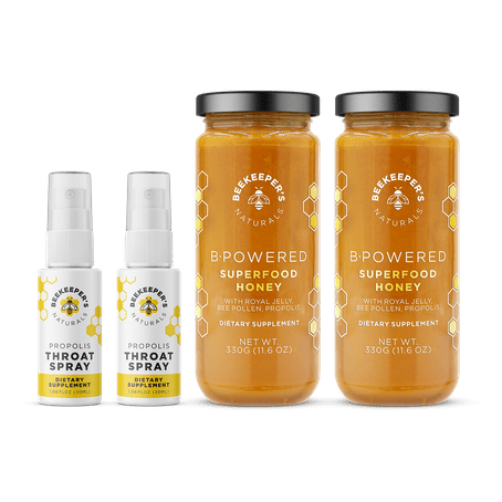 B.Powered Propolis Bundle